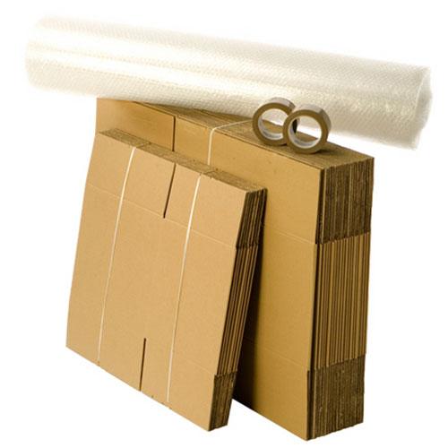 Pack déménagement T1-T2 avec 1 rouleau d'adhésif gratuit